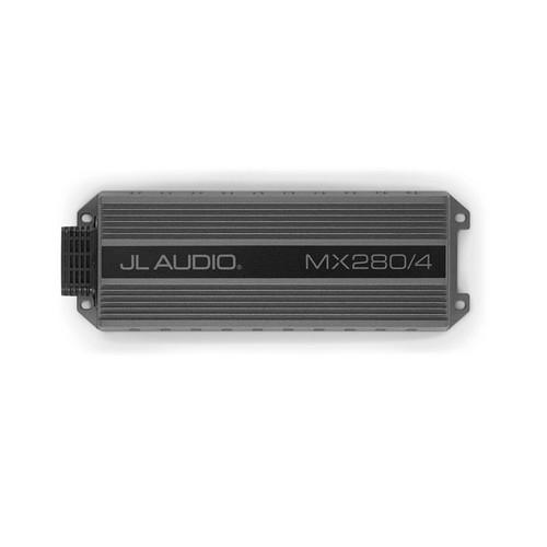 JL Audio MX280/4  4 CH Water Resistant Marine Amp 280W