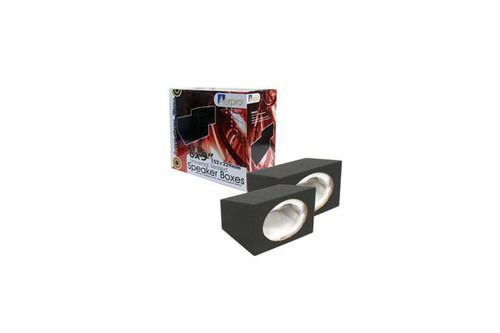 "Aerpro SB69A sealed 6X9"" speaker boxes"