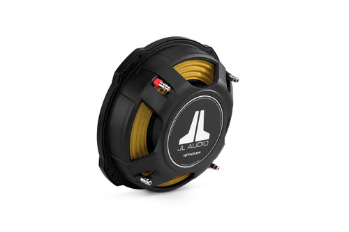 """JL Audio 12TW3-D4 TW3 Series 12"""" 4-ohm Shallow-mount Subwoofer"""