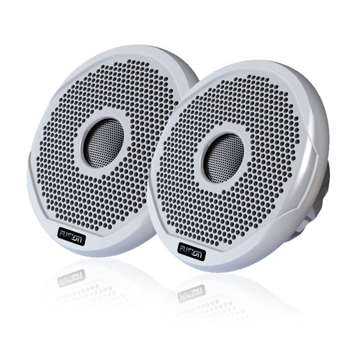"Fusion MS-FR4021 4"" 2-Way Marine Speakers"