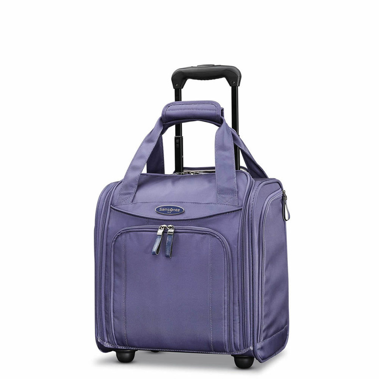 Samsonite Wheeled Underseater, Small - Purple Cloud