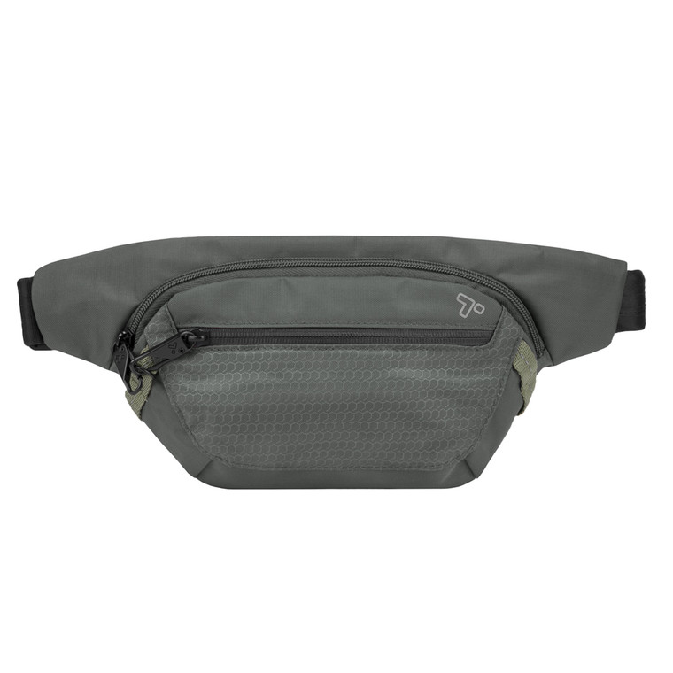 Travelon Anti-Theft Active Waist Pack - Charcoal