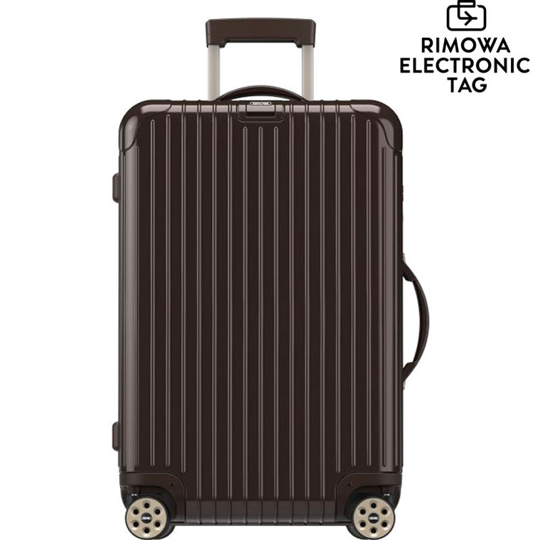"""Rimowa Salsa Deluxe 30"""" Multiwheel, Electronic Tag - Brown"""