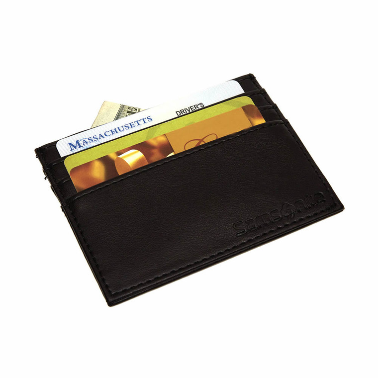 Samsonite RFID Card Holder - Black