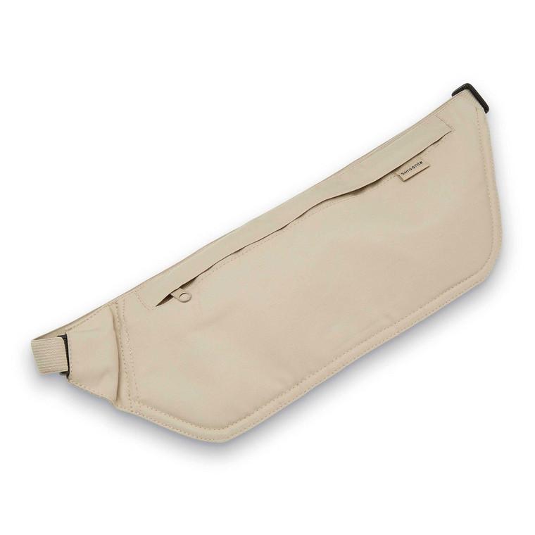 Samsonite RFID Security Waist Belt - Cream
