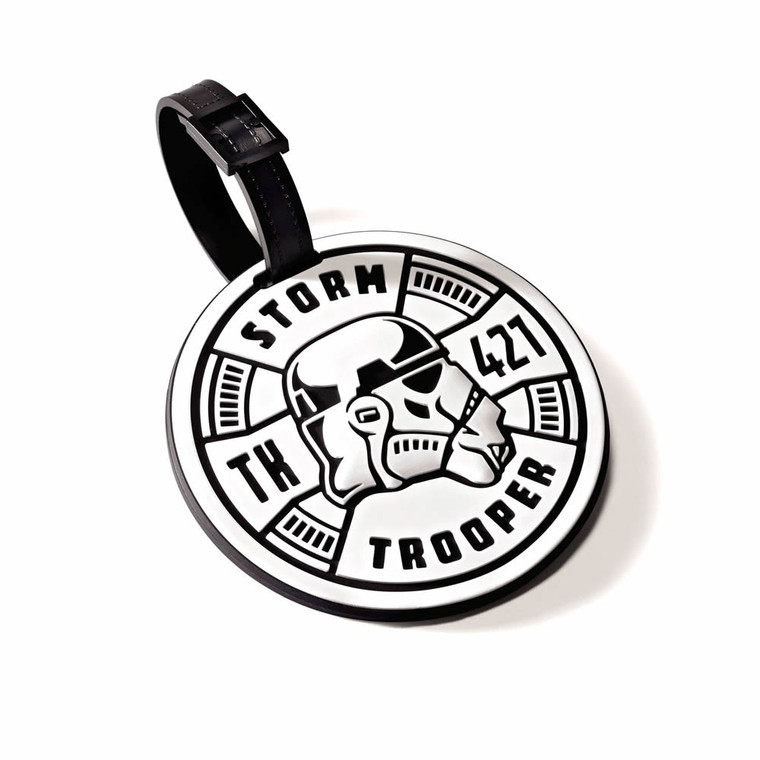 American Tourister Star Wars Luggage Tag - Storm Trooper