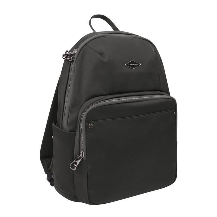 Travelon Anti-Theft Parkview Backpack - Black