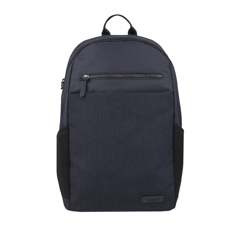 Travelon Anti-Theft Metro Backpack - Navy Heather