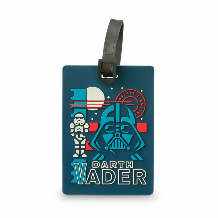 American Tourister Star Wars ID Tag - Darth Vader Empire
