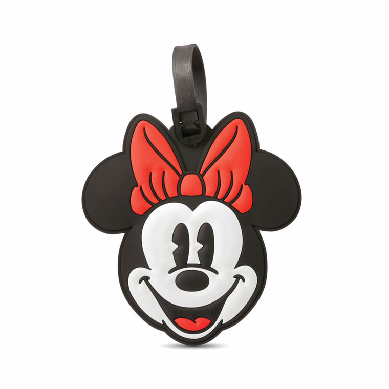 American Tourister Disney ID Tag - Minnie Mouse