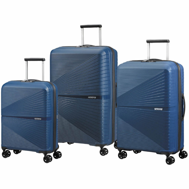 American Tourister Airconic, 3-Piece Set - Midnight Navy