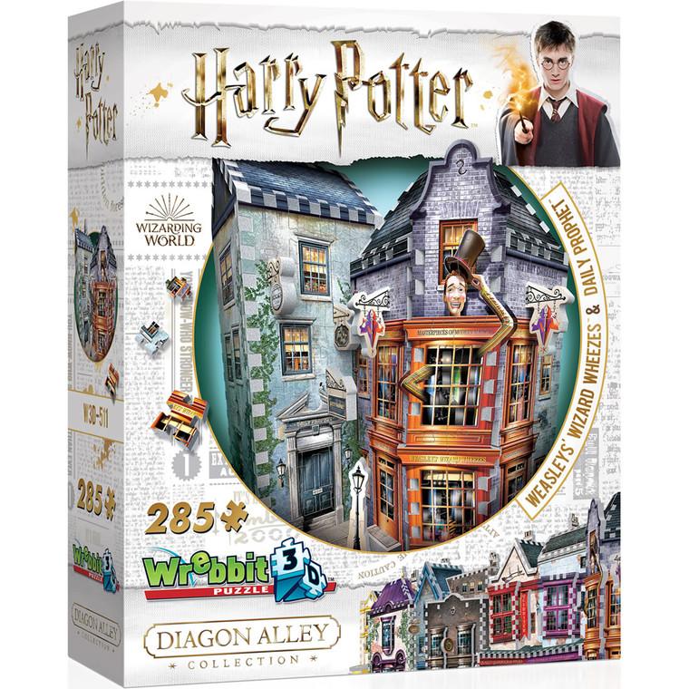 Harry Potter - Weasley's Wizard Wheezes & Daily Prophet
