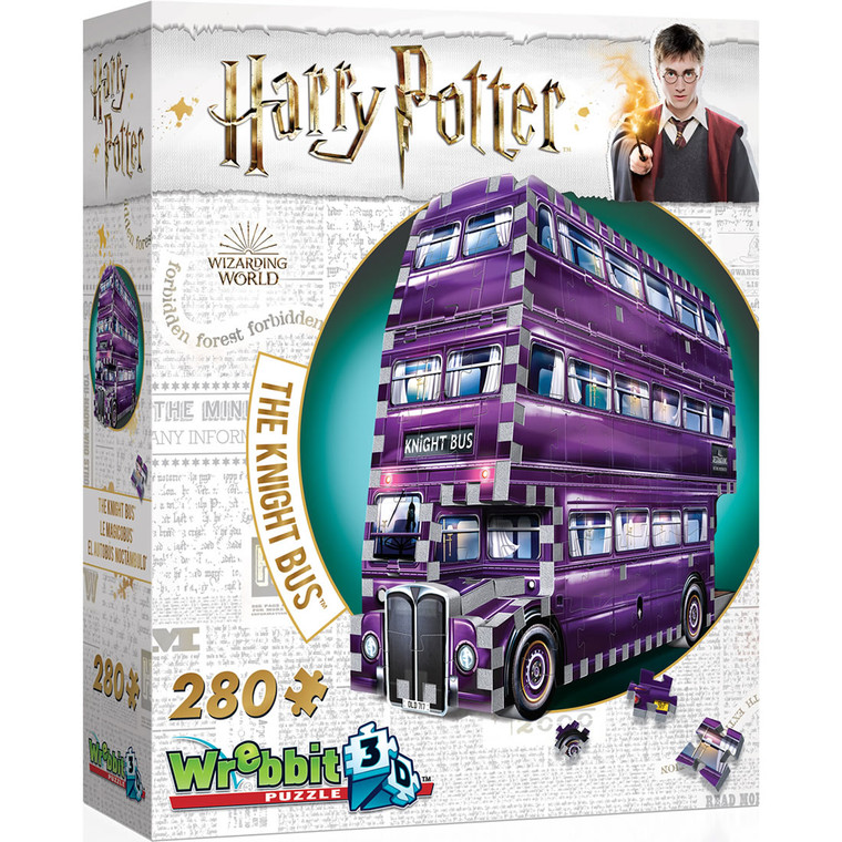 Harry Potter - The Night Bus
