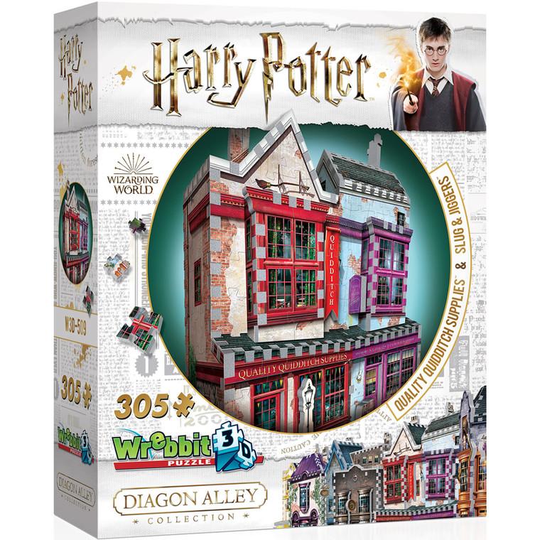 Harry Potter - Quality Quidditch Supplies & Slug & Jiggers