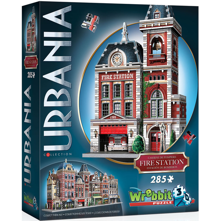Urbania Collection - Fire Station