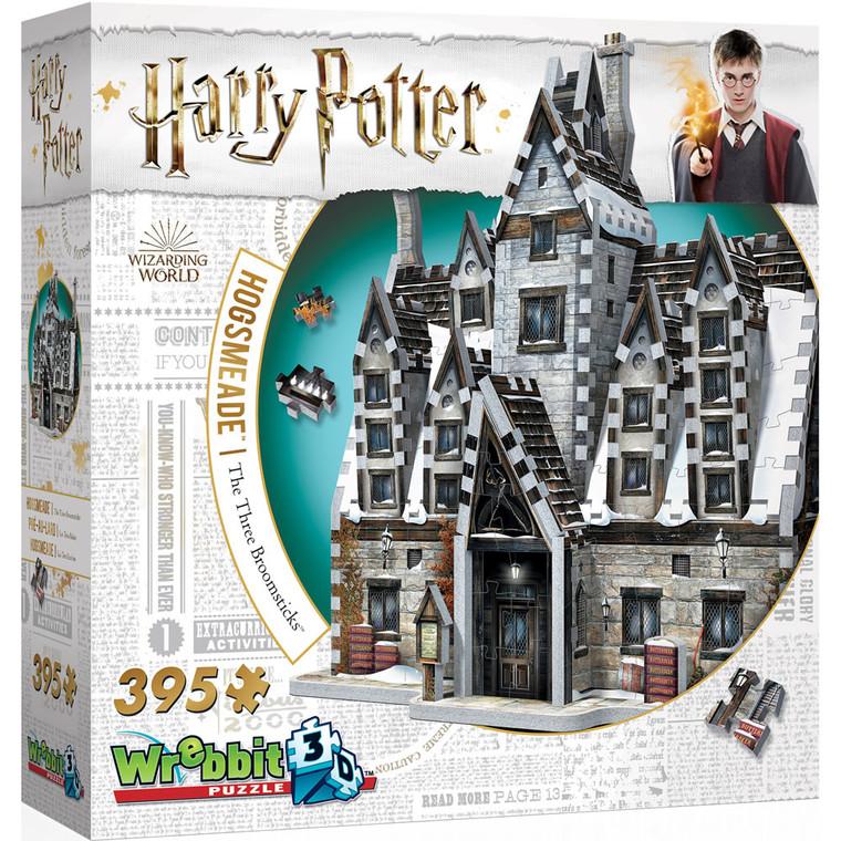 Harry Potter - Hogsmeade - The Three Broomsticks