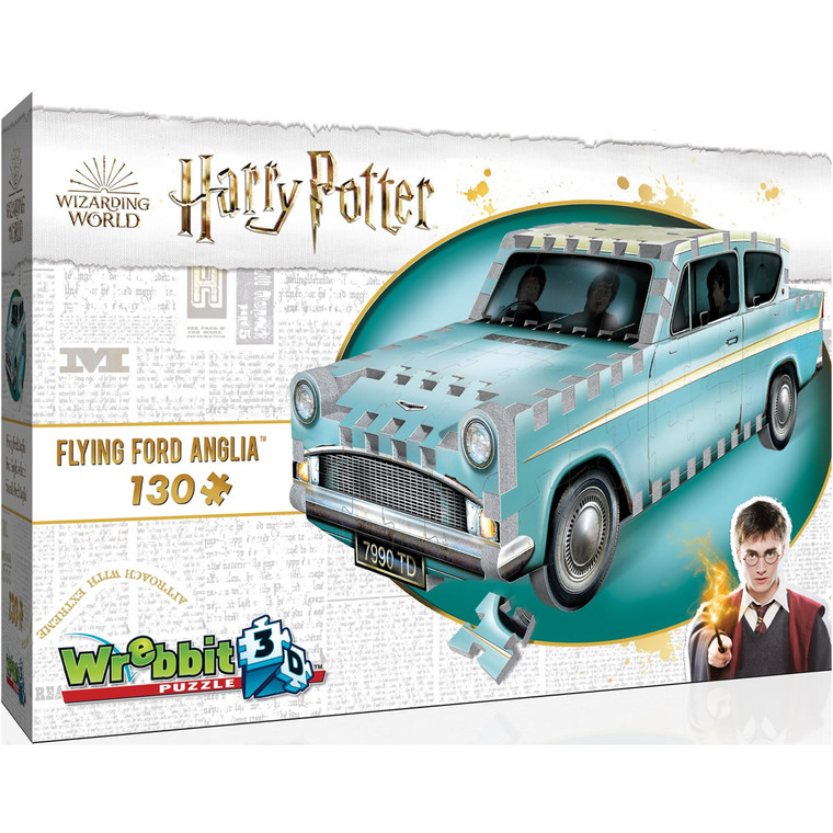Harry Potter - Flying Ford Anglia