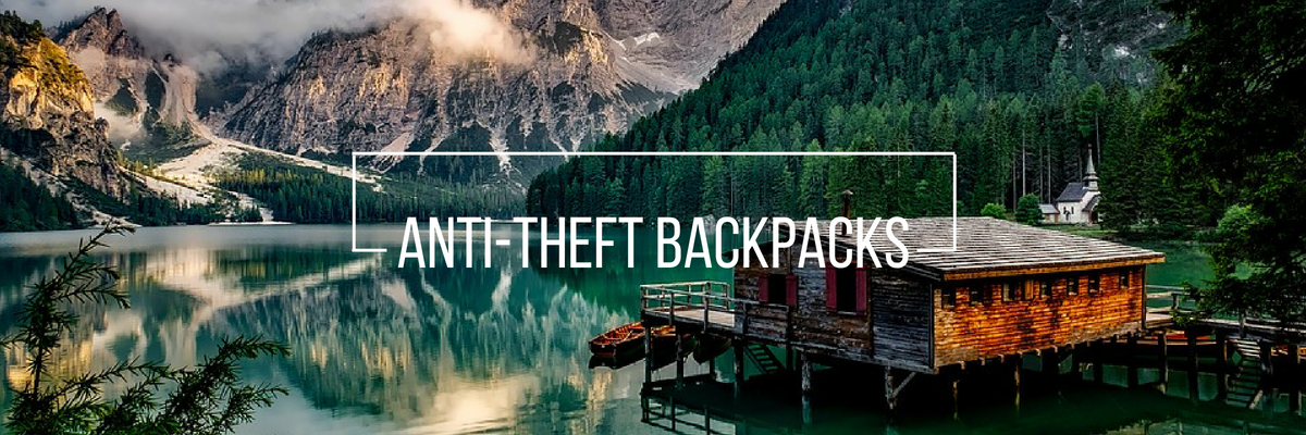 Anti-Theft Backpack - TravelSmarts