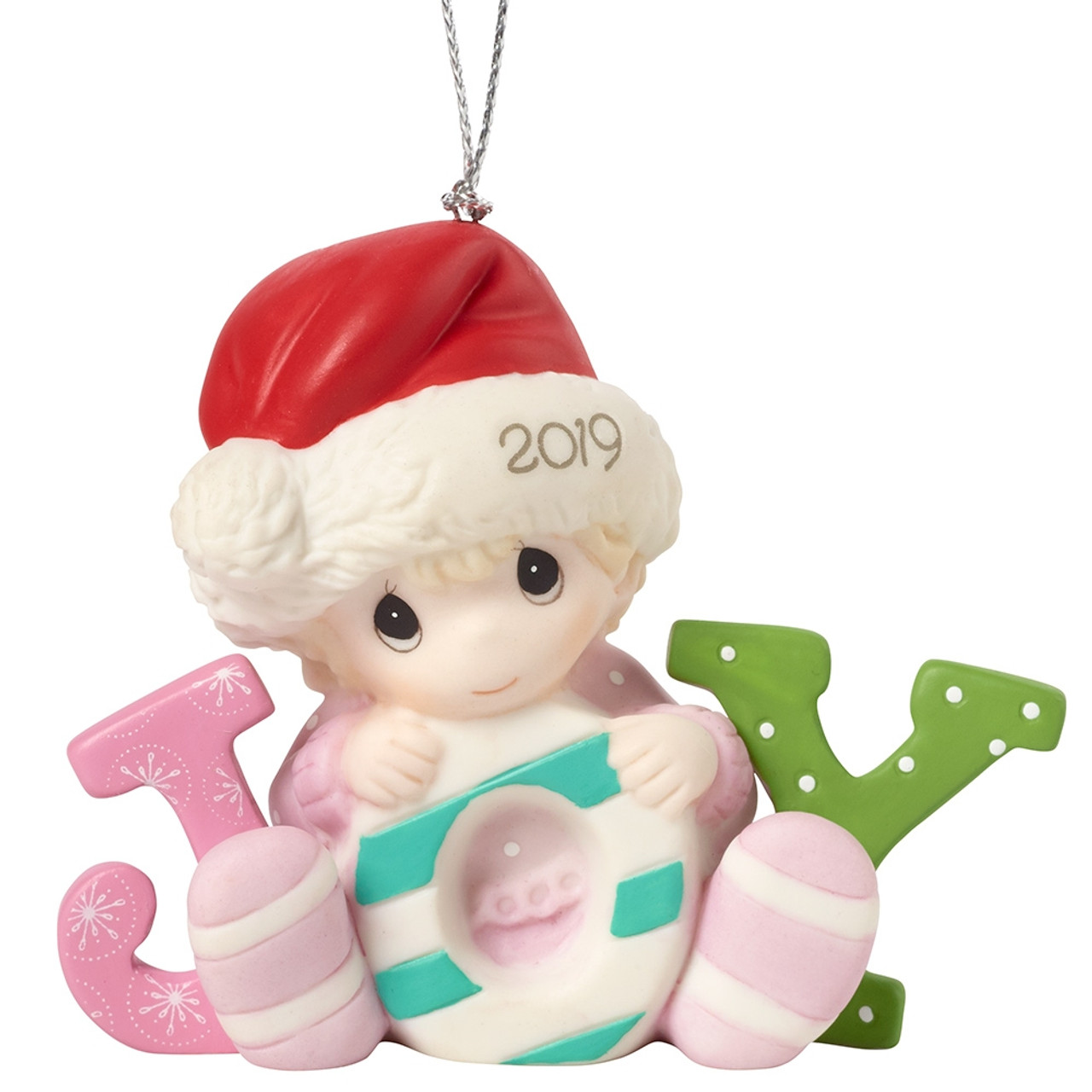 "Babys First Christmas Gifts: Christmas Gifts, 2019 Dated Ornament, ""Baby's First"