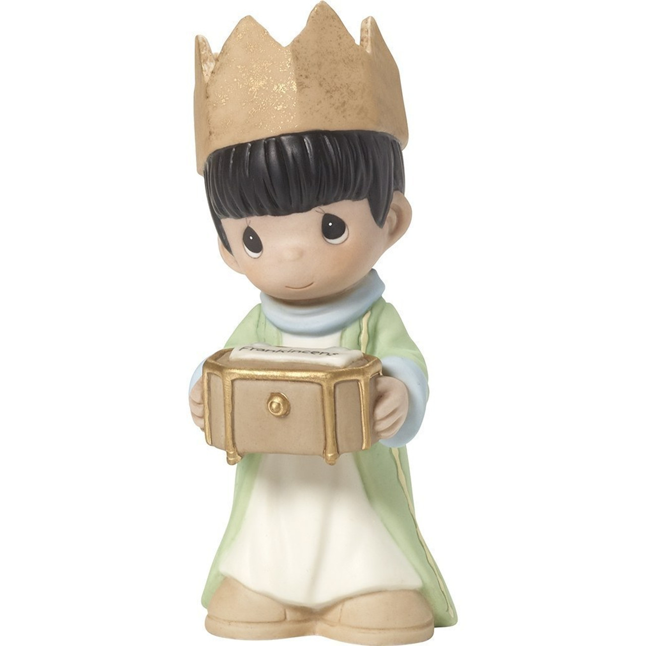 Christmas Gifts We Three Kings Of Orient Are Direct Exclusive Bisque Porcelain Figurine The First Christmas Pageant Nativity Series 189008