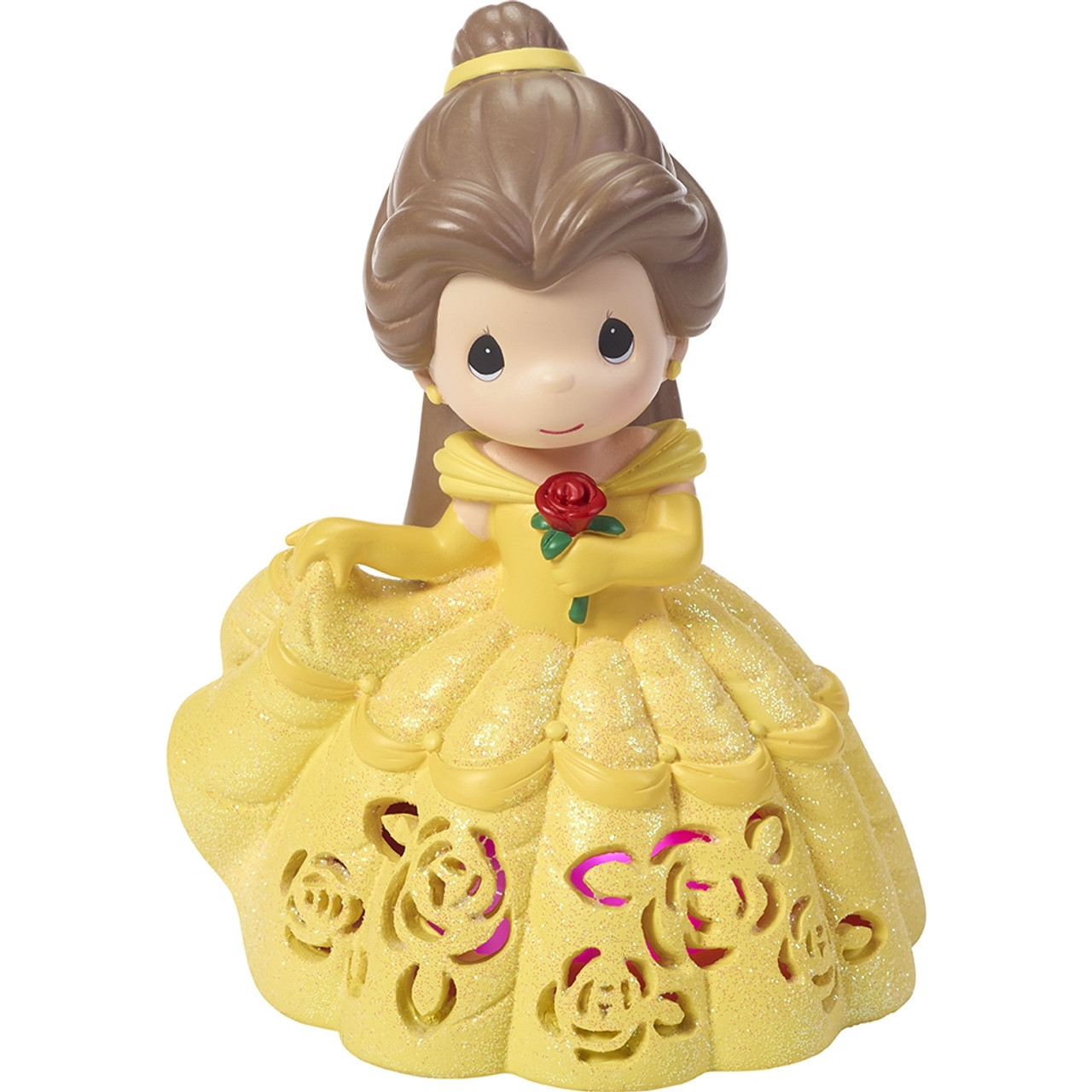 Disney Showcase 4045444 Figurine Princess Belle in a wedding dress