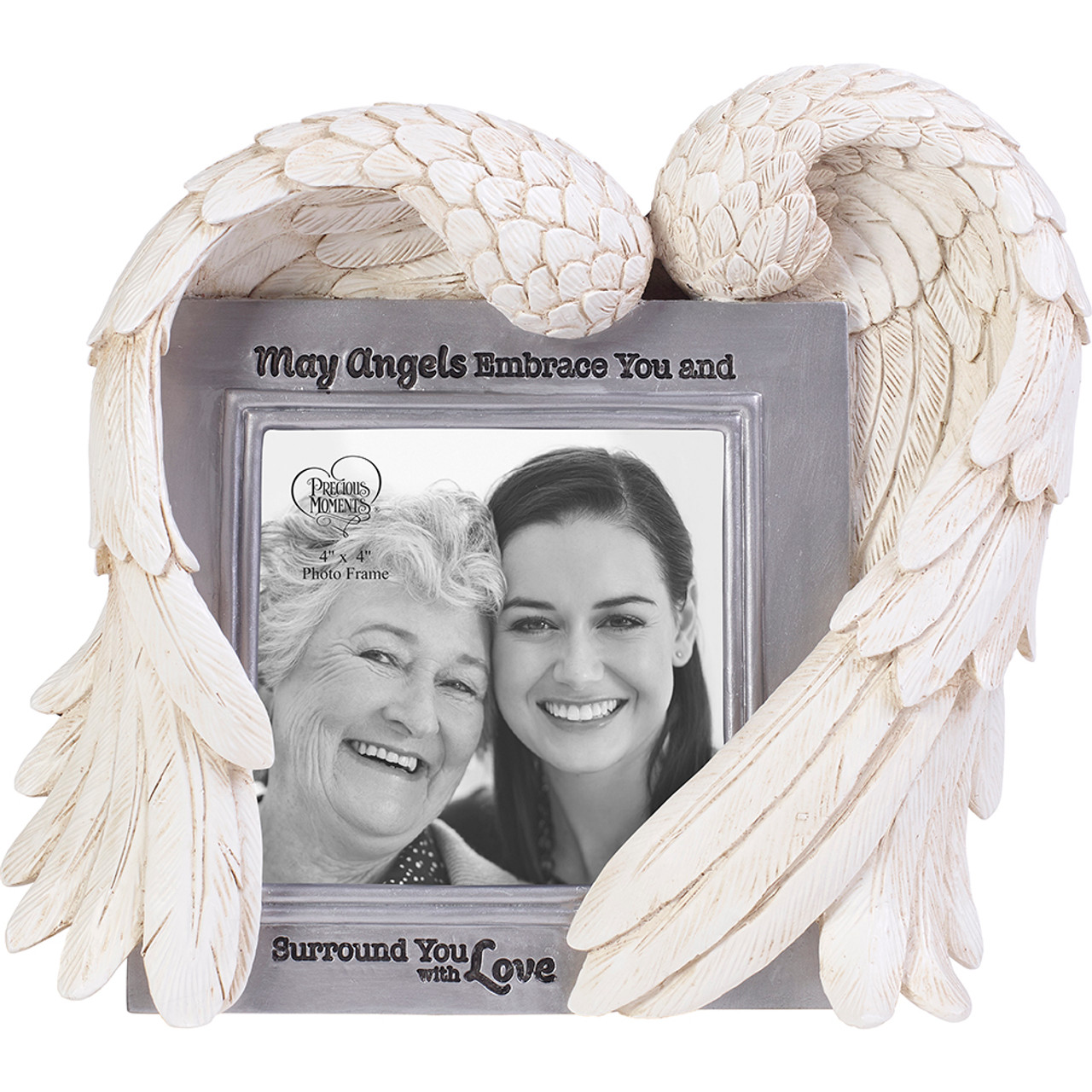 Making Memories 4 Acrylic SHEER FRAME COMBO BABY Angel