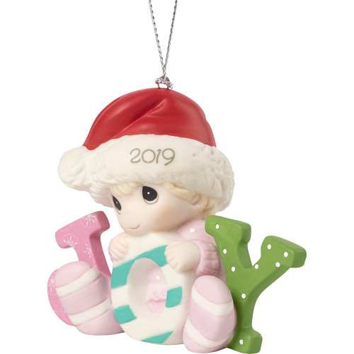 """Girlfriend Christmas Gifts 2019: Christmas Gifts, 2019 Dated Ornament, """"Baby's First"""