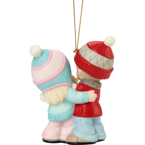 Couples First Christmas Ornament 2020 Precious Moments 201004 Our First Christmas Together 2020 Dated