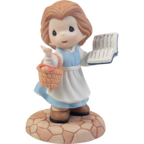 Disney Showcase Collection Bisque Porcelain Figurine, Dream Of Adventure Belle