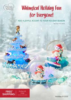Holiday Drop 3 2020 Catalog
