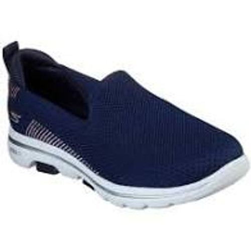 SKECHERS 15901 GO WALK 5 NAVY/WHITE
