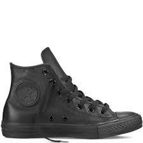 CONVERSE 135251C HI LEATHER BLACK
