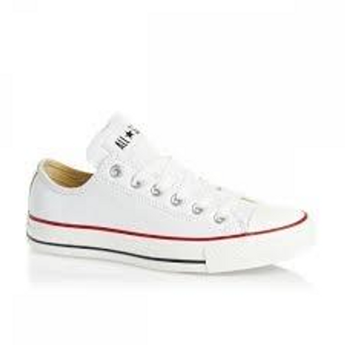 CONVERSE 132173C CT OX LOW LEATHER WHITE