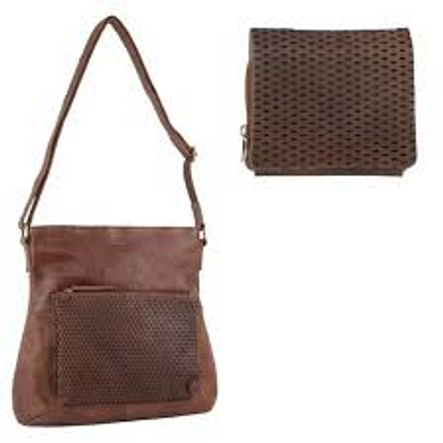 PIERRE CARDIN 3113 HOBO CHOCOLATE