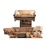 2 Tier Tilted Top Sofa Display