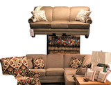 2 Tier Tilted Top Sofa Display (assembly required)