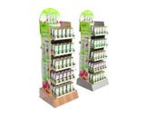 Wood Beverage Display
