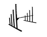 4 Tier Headboard Display