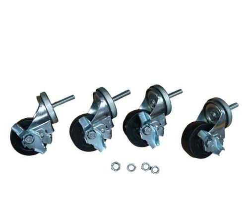 Twin Mattress Display Caster Kit
