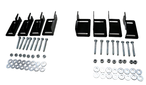 Hook Style Kit for the 4 Tier Headboard Display