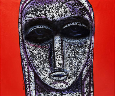 face painting -acrylic on canvas - buy from artswel