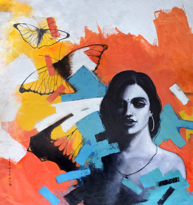 Freedom of Beauty buy art and painting from artswel artgallery