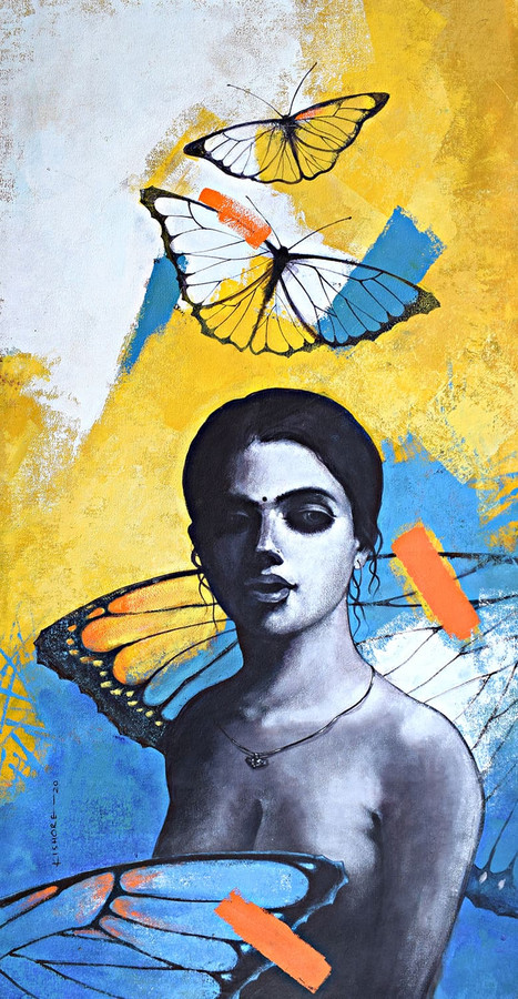 Freedom of Beauty_17 buy art and painting from artswel artgallery