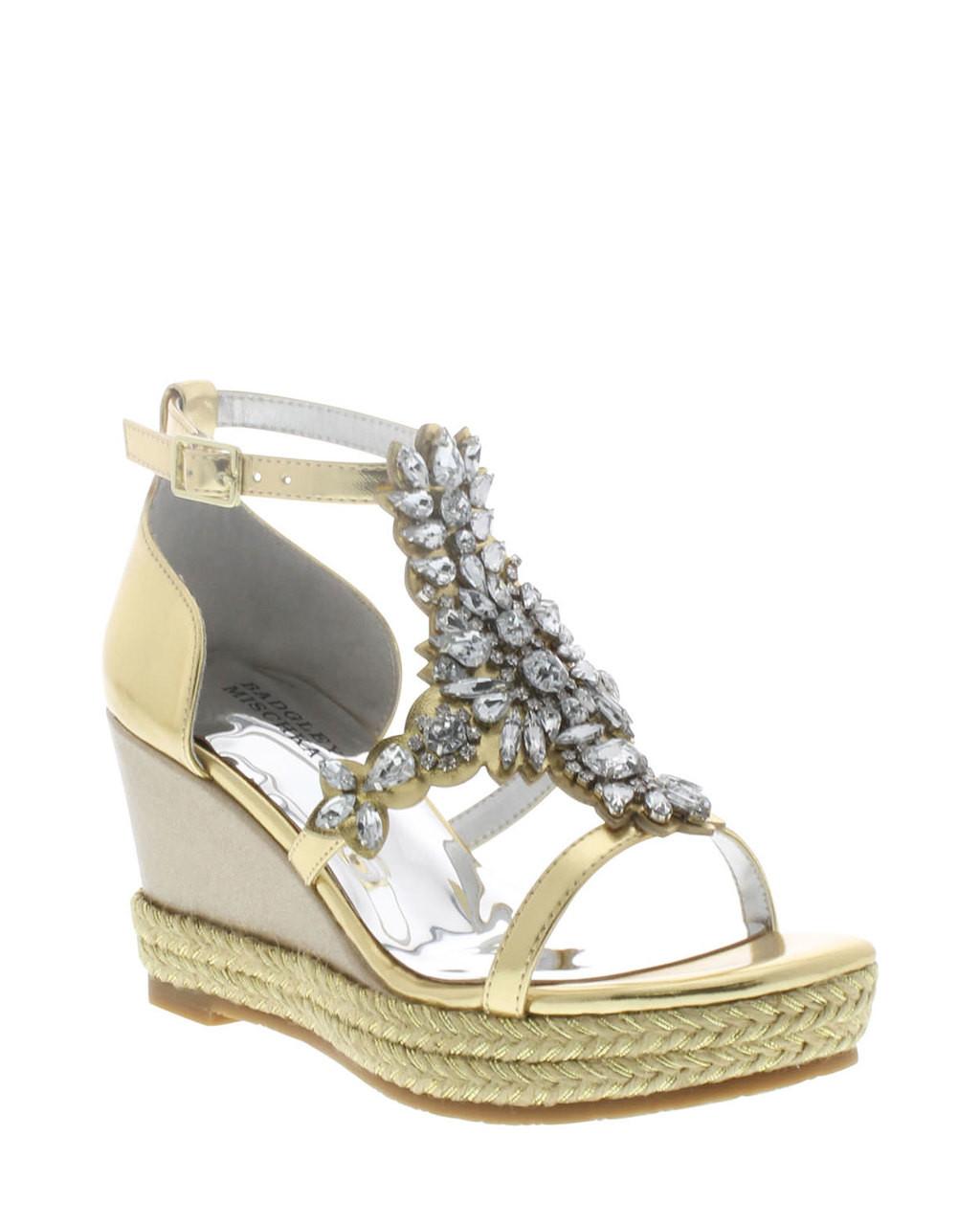 89ad152fb312 Sophia Cara Girls  Shoe by Badgley Mischka