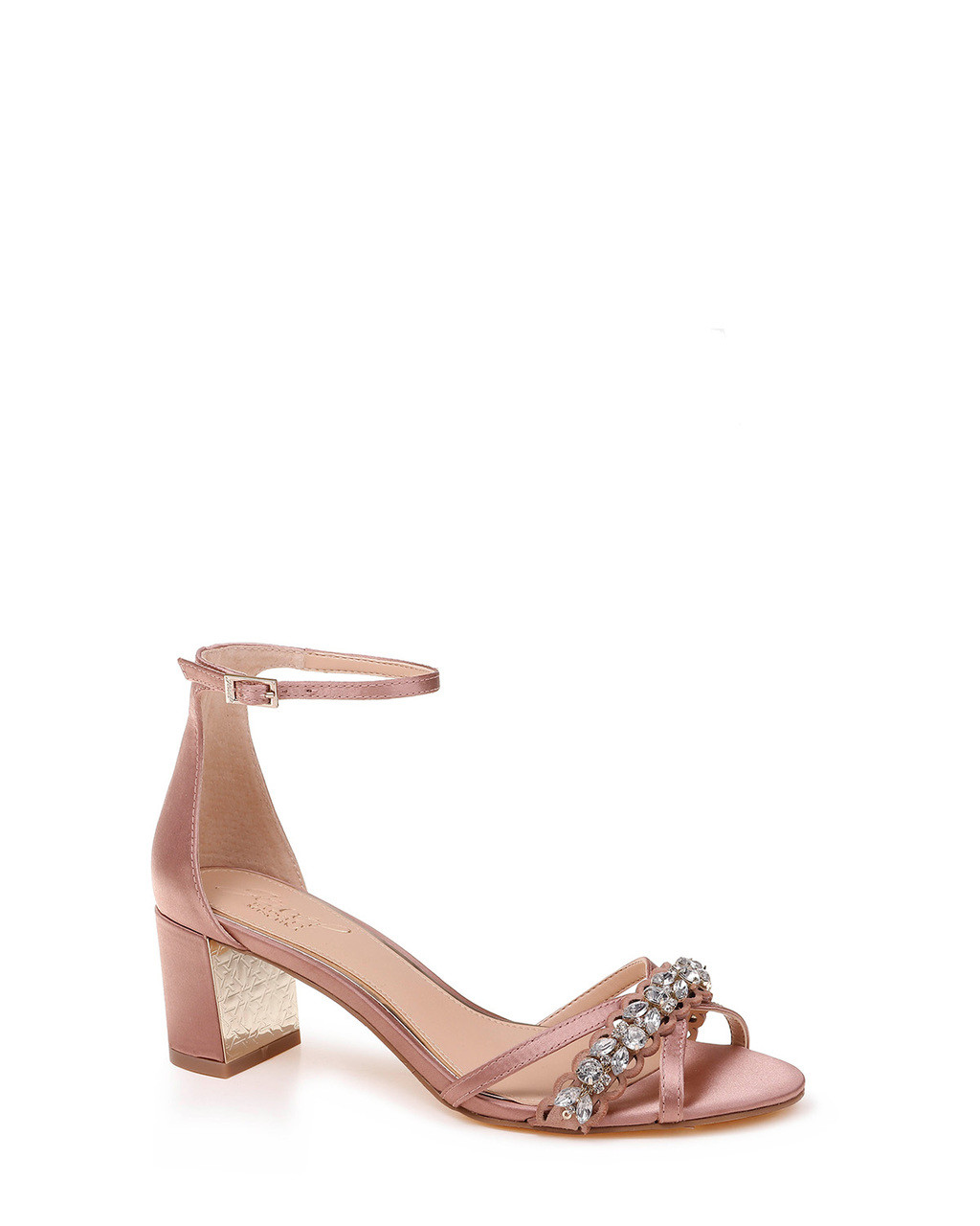 speical offer new york cheapest price Giona Embellished Evening Shoe from Jewel by Badgley Mischka