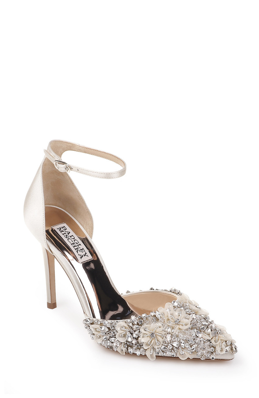 2cae5a6c2 Fey Embellished D'Orsay Evening Shoe by Badgley Mischka