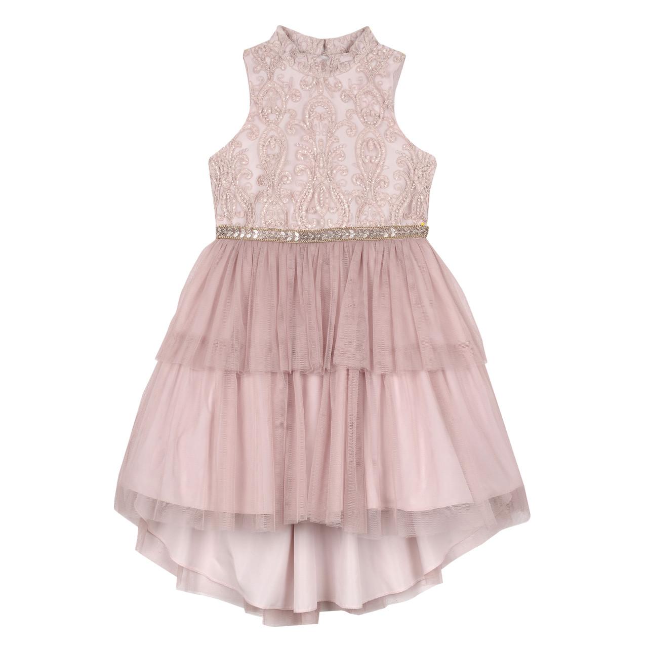 cc679dbc3a Embroidered 2 Tier Tutu Dress (Size 4-6X)