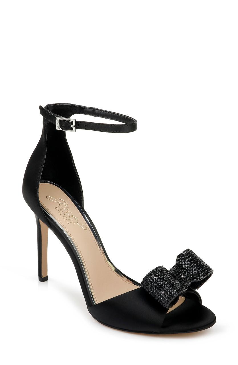 Urania Bow Embellished Heel by Badgley