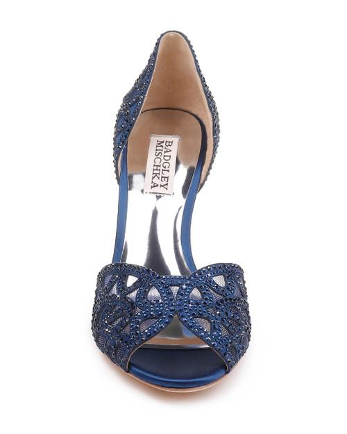 Harris Crystal Embellished Evening Shoe