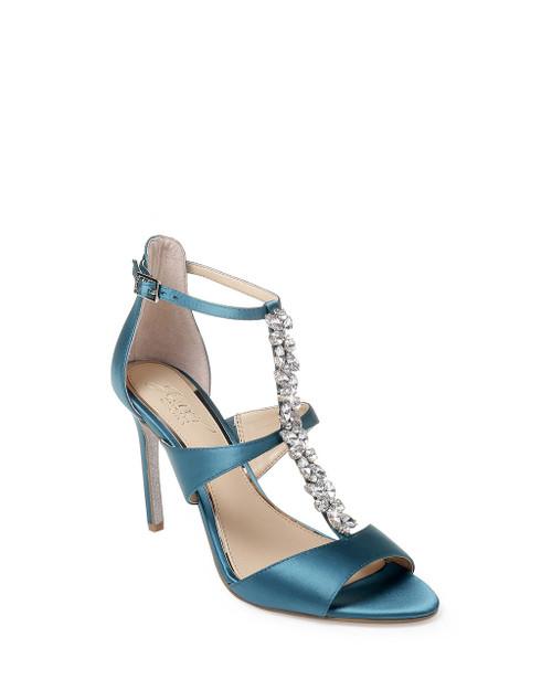 Mica Peep Toe Evening Shoe from Jewel